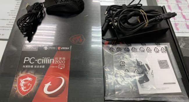MSI微星筆電,微星GF75筆電,流當筆電,二手筆電,微星電競筆電